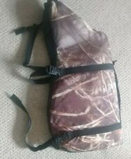 Stearns Mossy Oak High Grass Advantage Max 4 HD Camo Pet Vest Life Preserver XL