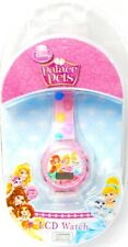 DISNEY PALACE PETS LCD WATCH - BRAND NEW BATTERY INCLUDED