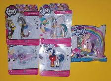 LISTING FOR: domokos My Little Pony 5 x Egmont Figures