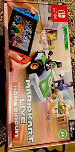 Mario Kart Live: Home Circuit - Luigi Edition (Nintendo Switch) - New & Sealed