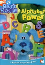 Blue's Clues Alphabet Powe 0097368773943 DVD Region 1