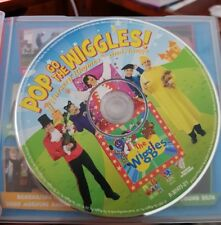 Pop Go the Wiggles 36 Nursery Rhymes and Songs (disc only) -  CD- FREE POST *
