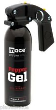 Mace 10% Home Defense Model 330 gram Pepper Gel Defense Spray  UV Dye NEW-M80272