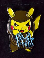 "Pokemon Star Wars 1.5"" enamel pin Emperor Palpachu! Pikachu Palpatine Sith Lord!"