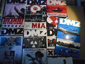 DMX TPB LOT Vol 6 7 8 9 10 11 12 Bundle of 7 Graphic Novels Wood Vertigo