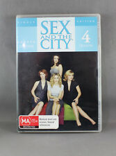 SEX AND THE CITY - SINGLES EDITION: SEASON 4: DISC 1 (DVD, 2006) E1-6 LIKE NEW