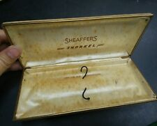 Vintage Sheaffer Snorker Box Pen Good Condition