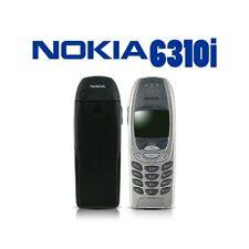 TELEFONO CELLULARE NOKIA 6310i GSM LIGHTNING SILVER ARGENTO GRIGIO TOP QUALITY.
