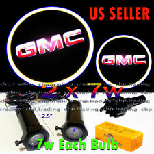 2x7w Ghost Shadow Laser Projector Logo Cree LED Light Courtesy Door Step fro GMC