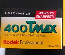 Kodak 400 TMAX Professional ISO 400, 36mm, 36 Exposures, Black and White Film