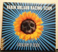 FARIN URLAUB RACING TEAM - LIVE ALBUM OF DEAT - DIGIPACK
