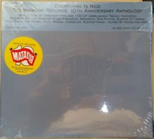 Everything Is Nice - The Matador Records (10th Anniversary) [New & Sealed] 3 CDs