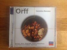 Carl Orff Royal Philharmonic Orchestra Brighton Festival Chorus - Carmina Burana
