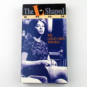 THE L-SHAPED ROOM (VHS, 1999) Leslie Caron, Tom Bell : Tested
