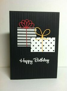Birthday Cards Handmade Greeting Card Your Loved Ones Customized Unique best