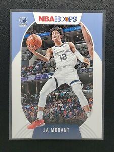 2020-21 Panini NBA Hoops Basketball Ja Morant, Memphis Grizzlies