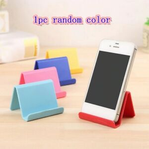 Universal Mini Candy Mobile Phone Stand Holder For Samsung For iPhone Portable