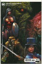 New listing Justice League Dark #19! Gerardo Zaffino Variant Cover! Nm!