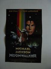 Michael Jackson Moonwalker Poster Germany