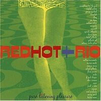 Red hot + Rio (1996) George Michael, Astrud Gilberto, Everything but the .. [CD]