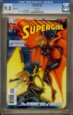 Supergirl #6 2005 CGC 9.8 Churchhill Vairant Nightwing & Flamebird of Kandor