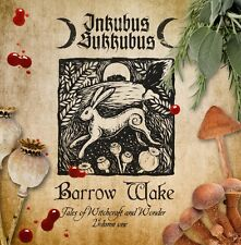 Lncubo succube Barrow Wake-Valle of Witchcraft and Wonder vol. 1-CD