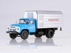 LUMZ-890B ZIL-130 AutoLegends USSR Trucks 1974. Diecast Metal 1:43 Deagostini. A
