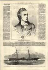 1853 calorique navire Ericsson Duke of Argyll Lord Privy Seal