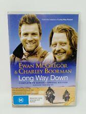 Long Way Down - Special Edition (3 Discs) Ewan McGregor & Charley Boorman