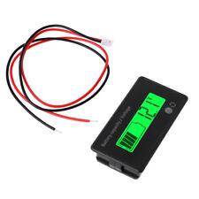 12V-84V LCD Lead-acid Battery Capacity Indicator Voltage Meter Voltmeter Monitor