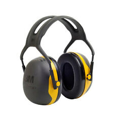 10  3M PELTOR Optime X Series Premium Quality Ear Defender Headband X2A SNR 31db
