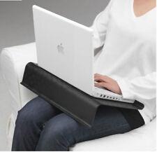 "IKEA 17"" laptop support ipad computer desk rubber strip black plastic BRADA NEW"