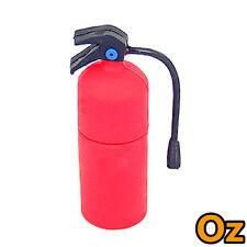Fire Extinguisher USB Stick, 8GB 3D Quality Product USB Flash Drives WeirdLand