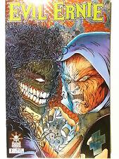EVIL ERNIE Heft #  2 ( Chaos Comics, Chrom Cover ) Neuwertig