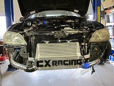 CXRacing Front Mount Intercooler + Brackets For 98-05 Lexus IS300 2JZGE 2JZGTE