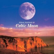 FINAL FANTASY FF IV CELTIC MOON CD Soundtrack Music MIYA Records OST