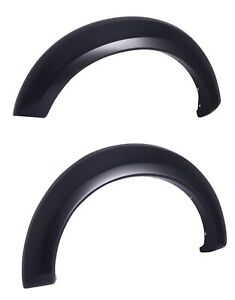 EGR 751194F Rugged Look Fender Flare Front Pair 2004-2012 Chevrolet Colorado