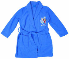 Vêtements robe bleu en polyester pour fille de 2 à 16 ans