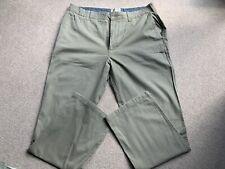 Mens Tu Khaki Chino Cotton Trousers Size 36 Regular