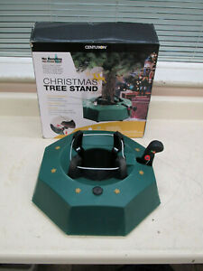 Centurion 1388 One Person Christmas Tree Stand For Trees Up To 11.5' New