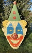 Original Big Fairground Clown Arcade - Funfair - Circus