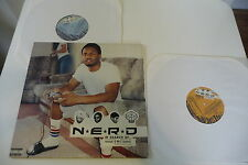N.E.R.D  2 LP IN SEARCH OF... PHARRELL WILLIAMS .PHOTO TERRY RICHARDSON.