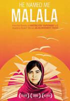 He Named Me Malala (DVD, 2015)