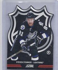 11-12 2011-12 SCORE STEVEN STAMKOS NHL DIE-CUTS 9 TAMPA BAY LIGHTNING