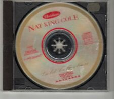 (HO550) Nat King Cole, Christmas Gold Collection - 1992 CD