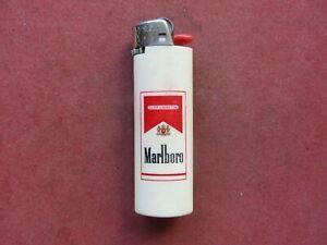 Vintage BIC Collection Lighter Marlboro