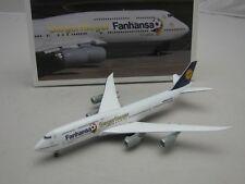 Airplane Herpa Wings 1/500 Lufthansa Boeing 747-8 Fanhansa german soccer