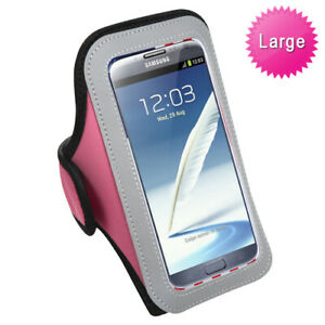 For Vertical Pouch Universal Pink Sport Armband