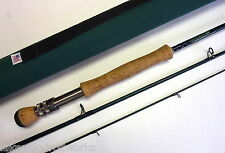 St. Croix Legend Ultra UFT9010 9' 10wt 3 piece heavy fly fishing rod & case