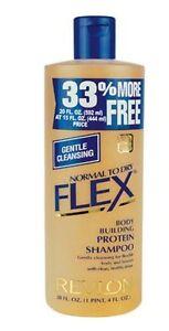 Revlon Flex Body Building Normal to Dry Protein Shampoo 592ml